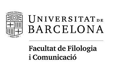 UB Facultat de Filologia i Comunicació